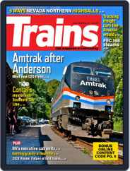 Trains (Digital) Subscription July 1st, 2020 Issue