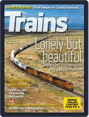 Trains (Digital) Subscription April 1st, 2020 Issue
