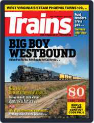 Trains (Digital) Subscription January 1st, 2020 Issue