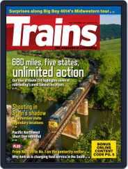 Trains (Digital) Subscription October 1st, 2019 Issue