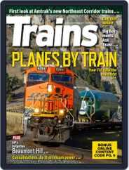 Trains (Digital) Subscription September 1st, 2019 Issue
