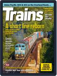 Trains (Digital) Subscription August 1st, 2019 Issue