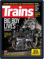 Trains (Digital) Subscription July 1st, 2019 Issue