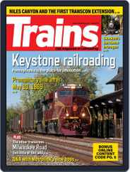 Trains (Digital) Subscription June 1st, 2019 Issue