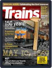 Trains (Digital) Subscription May 1st, 2019 Issue