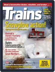 Trains (Digital) Subscription January 1st, 2019 Issue
