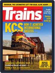 Trains (Digital) Subscription October 1st, 2018 Issue