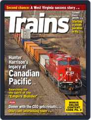 Trains (Digital) Subscription August 1st, 2018 Issue