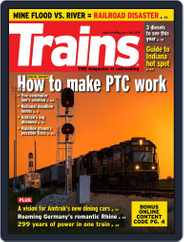 Trains (Digital) Subscription July 1st, 2018 Issue