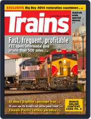 Trains (Digital) Subscription June 1st, 2018 Issue