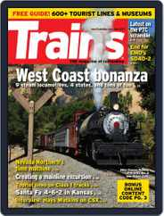 Trains (Digital) Subscription May 1st, 2018 Issue