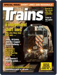 Trains (Digital) Subscription April 1st, 2018 Issue