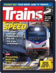 Trains (Digital) Subscription March 1st, 2018 Issue