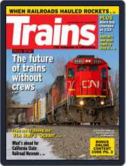 Trains (Digital) Subscription January 1st, 2018 Issue