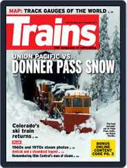 Trains (Digital) Subscription December 1st, 2017 Issue