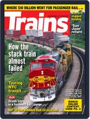 Trains (Digital) Subscription October 17th, 2017 Issue