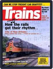 Trains (Digital) Subscription September 1st, 2017 Issue