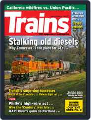 Trains (Digital) Subscription July 1st, 2017 Issue