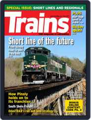 Trains (Digital) Subscription June 1st, 2017 Issue