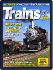 Trains (Digital) Subscription May 1st, 2017 Issue