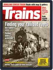 Trains (Digital) Subscription April 1st, 2017 Issue