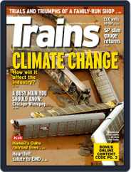Trains (Digital) Subscription January 1st, 2017 Issue