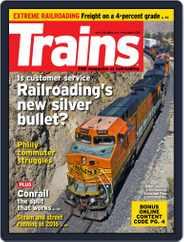 Trains (Digital) Subscription December 1st, 2016 Issue
