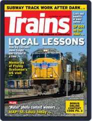 Trains (Digital) Subscription October 1st, 2016 Issue