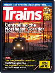 Trains (Digital) Subscription July 22nd, 2016 Issue