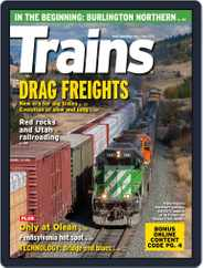 Trains (Digital) Subscription June 1st, 2016 Issue