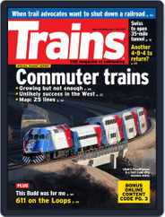 Trains (Digital) Subscription May 27th, 2016 Issue