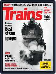 Trains (Digital) Subscription October 1st, 2015 Issue