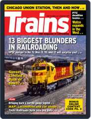 Trains (Digital) Subscription September 1st, 2015 Issue
