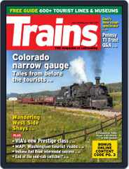 Trains (Digital) Subscription March 27th, 2015 Issue