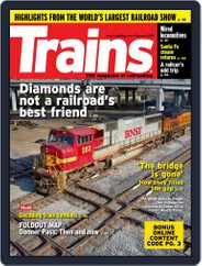 Trains (Digital) Subscription February 1st, 2015 Issue