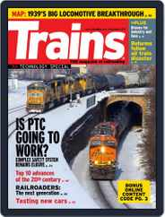 Trains (Digital) Subscription September 25th, 2014 Issue