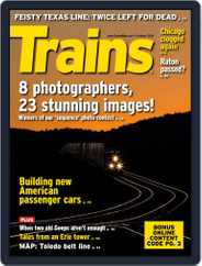 Trains (Digital) Subscription August 22nd, 2014 Issue
