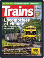 Trains (Digital) Subscription July 25th, 2014 Issue