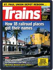 Trains (Digital) Subscription June 20th, 2014 Issue
