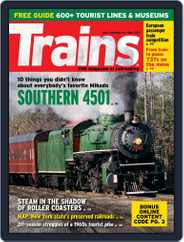 Trains (Digital) Subscription March 21st, 2014 Issue