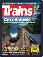 Trains (Digital) Subscription February 21st, 2014 Issue