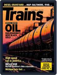 Trains (Digital) Subscription January 24th, 2014 Issue