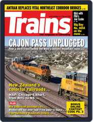 Trains (Digital) Subscription December 27th, 2013 Issue