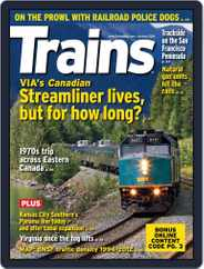 Trains (Digital) Subscription November 23rd, 2013 Issue