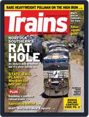 Trains (Digital) Subscription October 26th, 2013 Issue