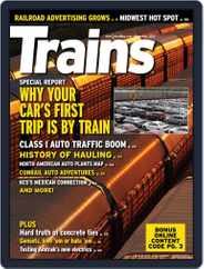 Trains (Digital) Subscription September 21st, 2013 Issue