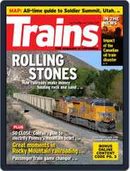 Trains (Digital) Subscription August 24th, 2013 Issue