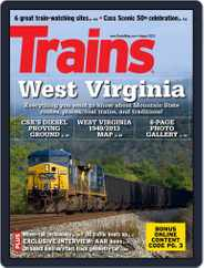 Trains (Digital) Subscription June 22nd, 2013 Issue
