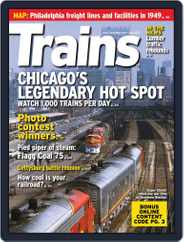 Trains (Digital) Subscription May 25th, 2013 Issue