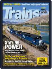 Trains (Digital) Subscription April 20th, 2013 Issue